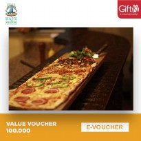 Pisa Kafe - Voucher Value 100.000