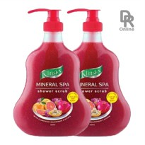 KLINSEN MINERAL SPA SHOWER SCRUB 1000 ML (2 pcs)