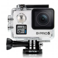 Brica B-Pro5 Alpha PLUS Black with LCD 2 inch - action camera Promo
