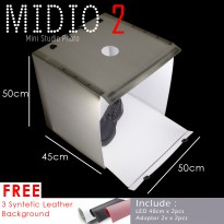 Midio 2 Portable Softbox 50x50x45cm
