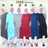 TUNIK SABYAN OVER SIZE JUMBO XXL- 3XL