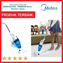 Hot promo Vacuum Cleaner Midea Portable 2 in 1 daya hisap kencang