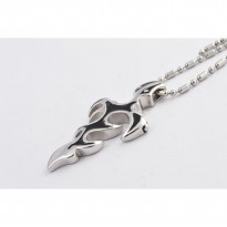 Kalung Single Material Stainless Steel 13