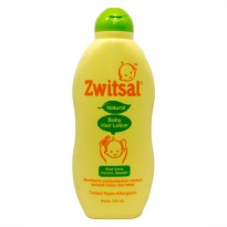 Zwitsal Baby Bath Hair Lotion Natural AVKS 100ml - ZBB028