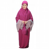 Belvanian Mukena Fashion 232 - Children Size - Purple