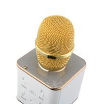 Incus Q7 Portable Wireless Microphone + Speaker for Smartphone and Karaoke