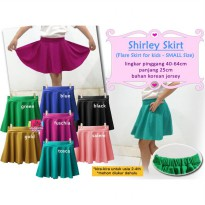 Flare Skirt for kids (rok anak) – SHIRLEY (Small size)