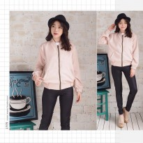 Tiffani jacket peach