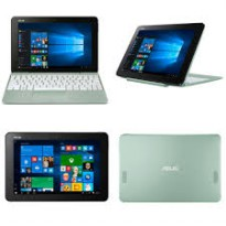 ASUS Transformer T101HA-GR011T Mint Green (QuadCore Z8350/2GB/128GB/10.1'/Touch/Win10) Hybrid 2 in 1