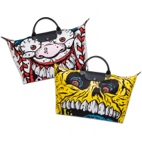 AUTHENTIC LONGCHAMP X JEREMY SCOTT LIMITED EDITION