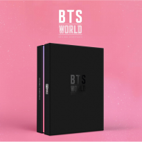 Album Official BTS World OST Album Terbaru BTS Free Poster