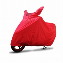 Cover Super - Cover Motor - Merah - Size M
