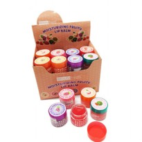Beauty Treats Moisturizing Fruity Lip Balm