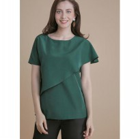 [POP UP AIA] Blouse Lengan Pendek Rachel