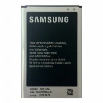 Battery Samsung Note 3 N900 Original 100% bergaransi