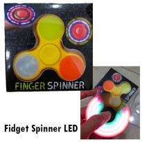 Fidget Spinner LED (Switch on/off)