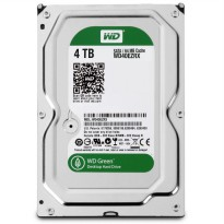 Western Digital Caviar Green 3,5Inch 5400RPM - 4TB