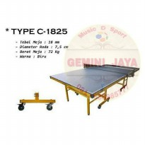 Meja Pingpong / Tenis Meja 729 Friendship Original import C1825