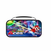 Deluxe Traveller Case Mario Tennis Aces for Switch