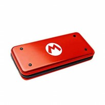Metal Pouch Bag Shiban Mario Red for Switch