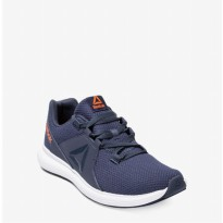 Sepatu Olahraga Lari Gym Fitness Reebok Energylux Driftium Men's Running Shoes- Navy EG6512