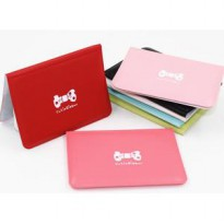 Dompet Kartu Mini Cute Ribbon 12 Card Holder
