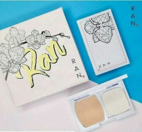 Ran Compact Powder Waterproof R11 for MUA