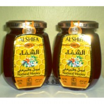 Madu Arab Al Shifa natural Honey 125 gr / Madu Arab Berkualitas / Madu sejuta manfaat