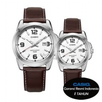 Casio Original MT 1314L/ LTP 1314L (Simple and Glamorous) promonline jam tangan