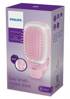 Philips Easy Shine Ionic Styling Brush HP4588 - Pink