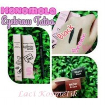 Tatto Eyebrow Monomola BROWN