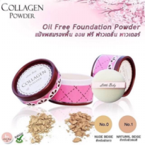 COLLAGEN POWDER OIL FREE ORIGINAL by LITTLE BABY