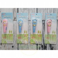 Earpick lamp cartoon 4 pilihan motif - pembersih kuping LED