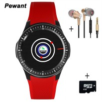 Best Watch Pewant Android 5.1 Smart Watch 3G GPS WIFI Wristwatch Heart Rate Monitor For Meizu Mix Samsung Gear S3 Smartwatch