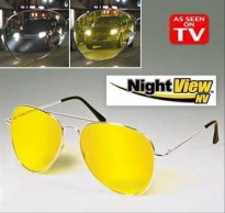 Night View Glasses - Kacamata Anti Silau Di Waktu Malem