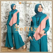 Gamis Fashion Tefity 3 In 1