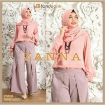 NG - Gamis Fashion Zanna 3 In 1 Fit To XL