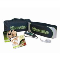 Vibroaction Slimming Belt Massager Sabuk pelangsing AS SEEN ON TV ALAT DIET PELANGSING KESEHATAN PRAKTIS IMPORT BEST SELLER
