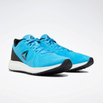Sepatu Olahraga Lari Gym Fitness Reebok Forever Floatride Energy Men's Running - Blue DV9066