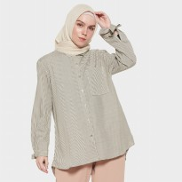 Llaneza Adia Shirt Olive (Busui Friendly)