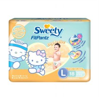 Sweety Fit Pantz Dry Active L18