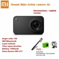 XIAOMI MIJIA ACTION CAMERA 4K INTERNASIONAL VERSION ( PAKET COMBO)