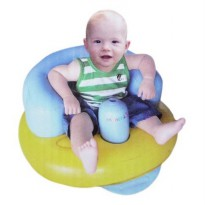 P.R.O.M.O MUNCHKIN INFLATABLE BABY CHAIR