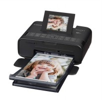 Canon Selphy Photo Printer CP1200 - Wifi - Hitam