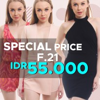 Special Price F.21/Mini Dress/Black Dress/Jumpsuit Peach/Casual Jumpsuit
