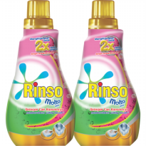 Rinso Molto Ultra Cair 1 Liter [2pcs]