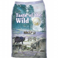 Taste of The Wild Sierra Mountain Canine With Roasted Lamb 13.6 kg