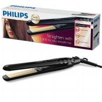 Philips KeraShine Ionic Straightener Alat Catokan - HP8348 (Black)