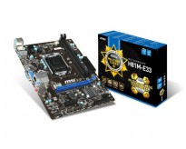 MotherBoard MSI H81M - E33 - Socket 1150