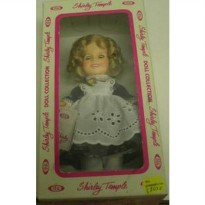 [poledit] Shirley Temple The Littlest Rebel Ideal 7 1/2 Inch Doll (R1)/12241129